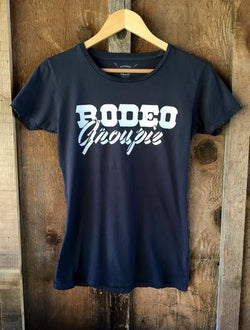 Bandit Brand Women's Tee - Rodeo Groupie
