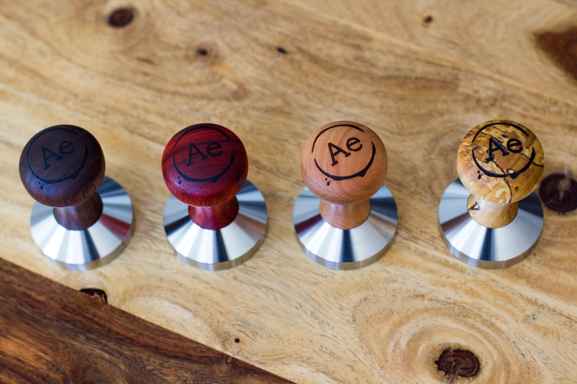 Handmade Coffee tampers