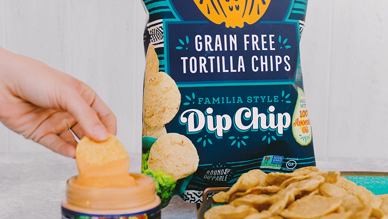 Our New Line of Familia Style Dip Chips