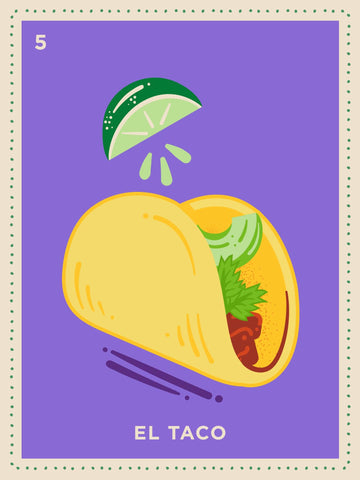 What Does your Mexican-American Hyphen Taste Like: El Taco
