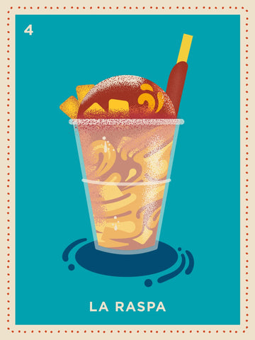 What Does your Mexican-American Hyphen Taste Like: La Raspa