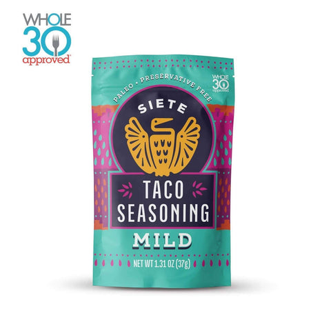 Whole30 Siete Taco Seasoning