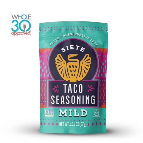 Whole30 Mild Taco Seasoning