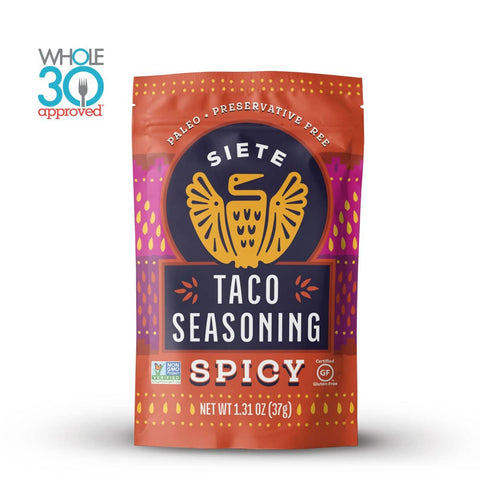 Whole30 Spicy Taco Seasoning