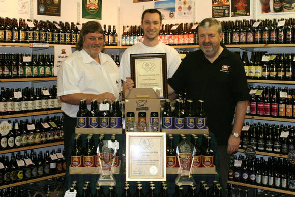 Award winning ales
