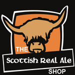 Scottish Real Ale Shop logo
