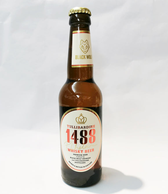 1488 Whisky Ale - Black Wolf
