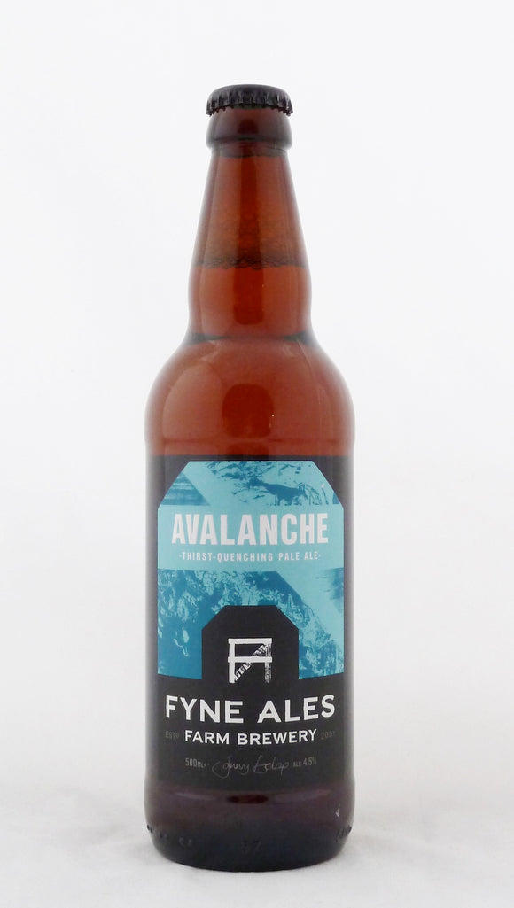 Avalanche - Fyne Ales