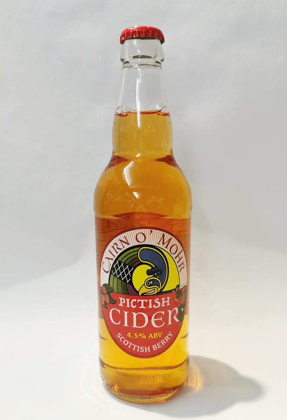 Pictish Berry Cider - Cairn O'Mohr