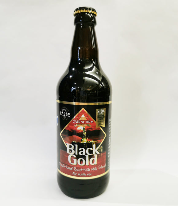 Black Gold Stout - Cairngorm Brewery