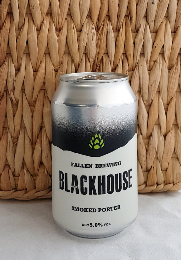 Black House - Fallen Brewing Company