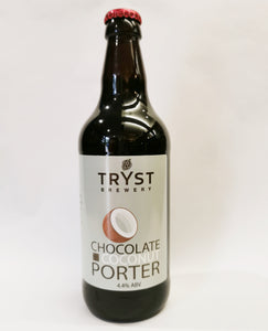 Chocolate Coconut Porter - Tryst