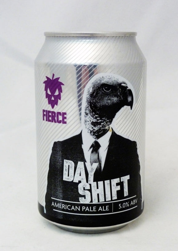 Day Shift - Fierce Brewing