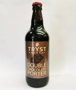 Double Chocolate Porter - Tryst