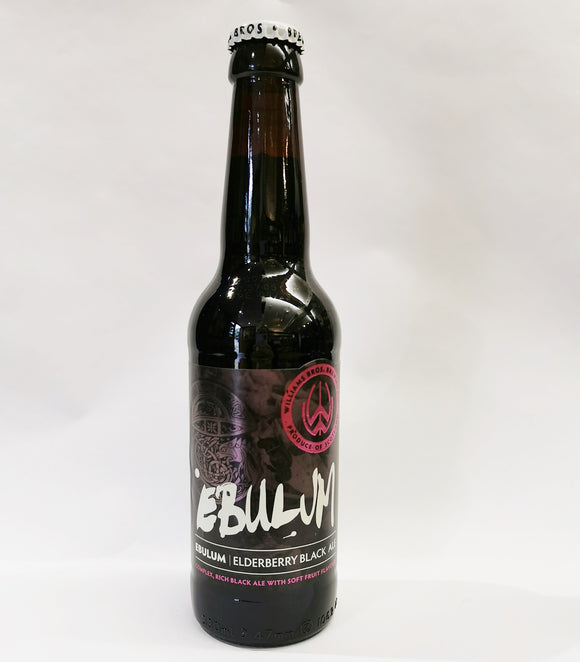 Ebulum Elderberry Ale - Williams Bros