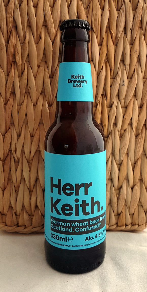 Herr Keith - Keith Brewery