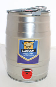 Ladeout Minikeg - Lade Inn Real Ales