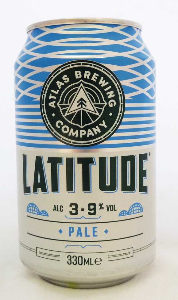 Latitude - Atlas