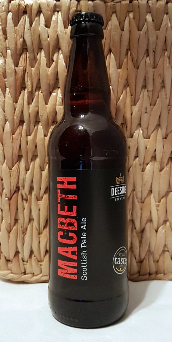 MacBeth - Deeside Brewery