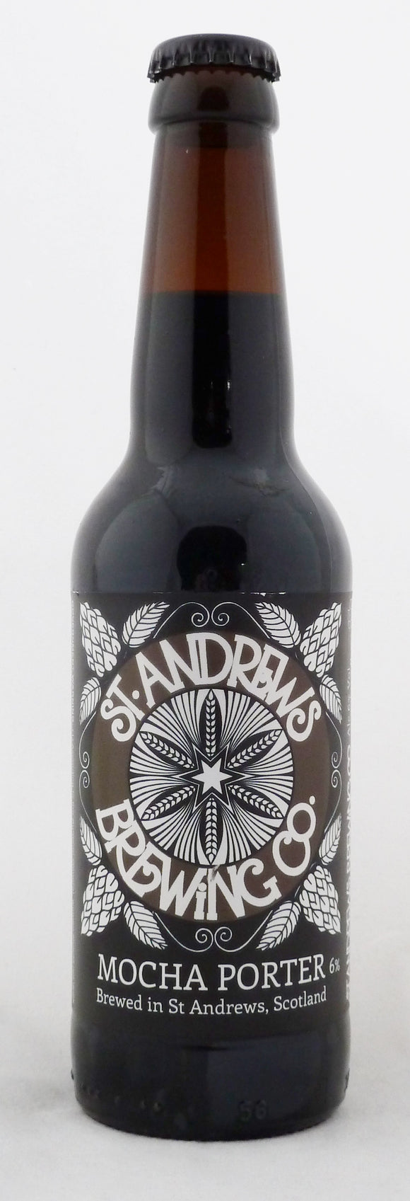 Mocha Porter - St Andrews Brewing