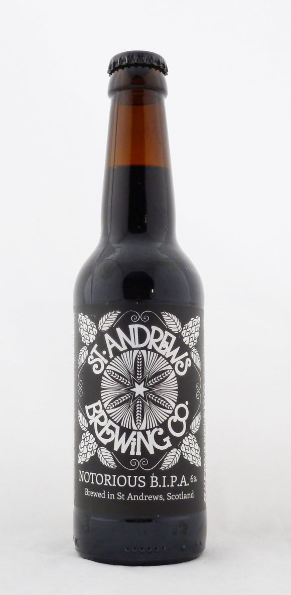Notorious BIPA - St Andrews Brewing