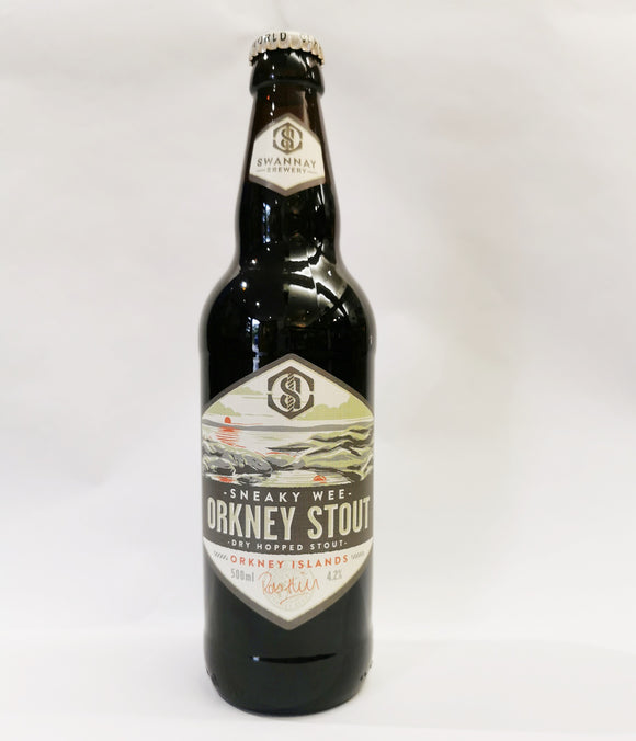 Orkney Stout - Swannay