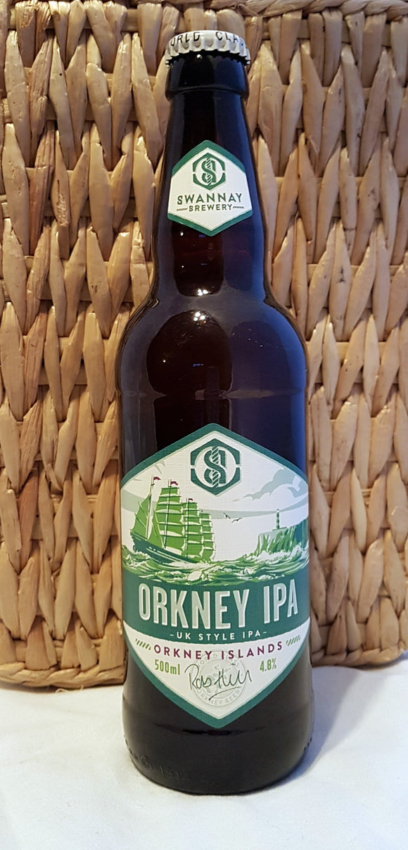 Orkney IPA - Swannay
