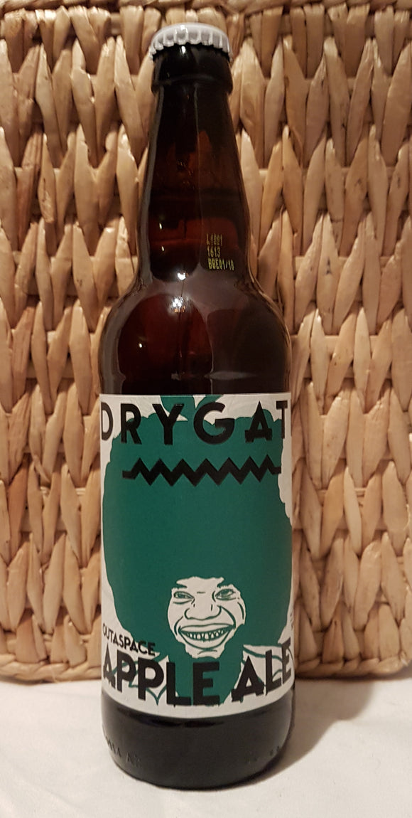 Outaspace Apple Ale - Drygate Brewery