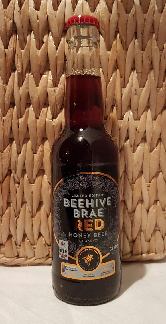 Red Honey Beer - Beehive Brae