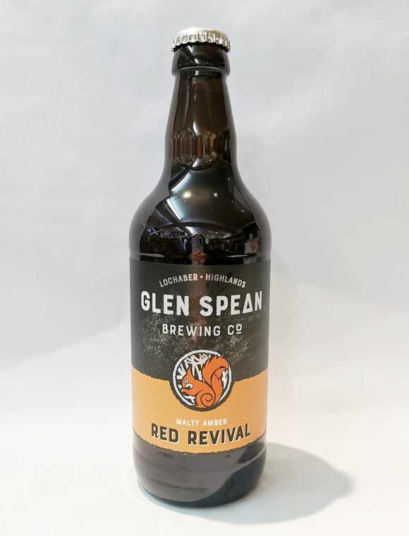 Red Revival - Glen Spean Brewing Company