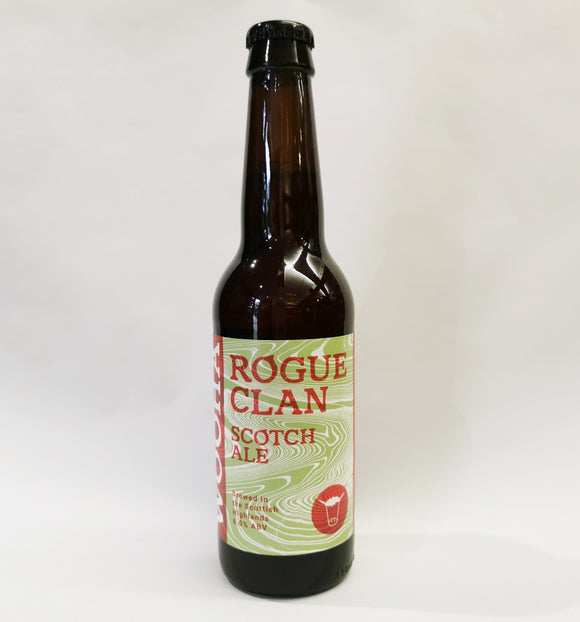 Rogue Clan - Wooha Brewery