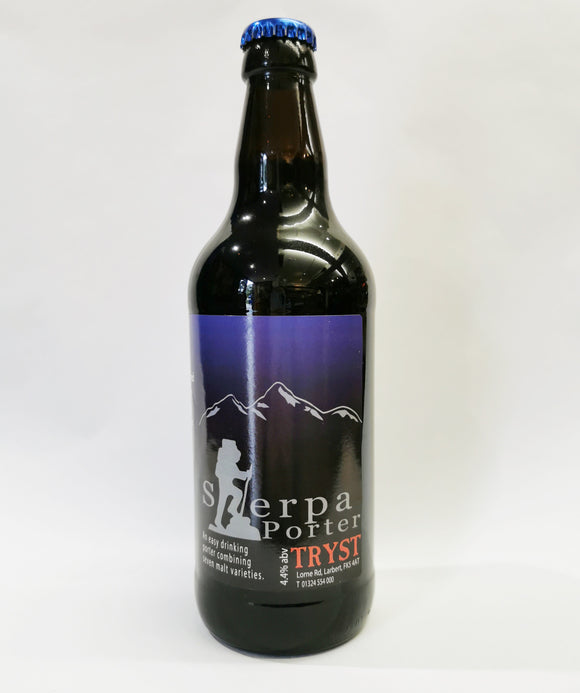 Sherpa Porter - Tryst
