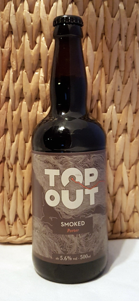 Smoked Porter - Top Out