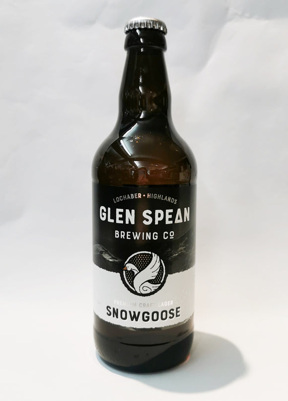 Snowgoose - Glen Spean Brewing Company