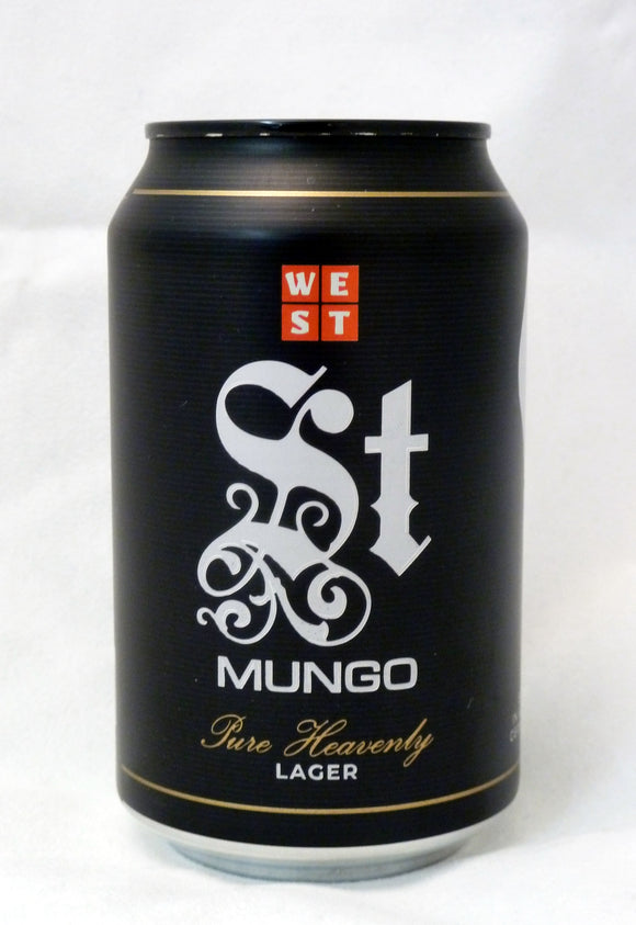 St Mungo Can - West Brewery