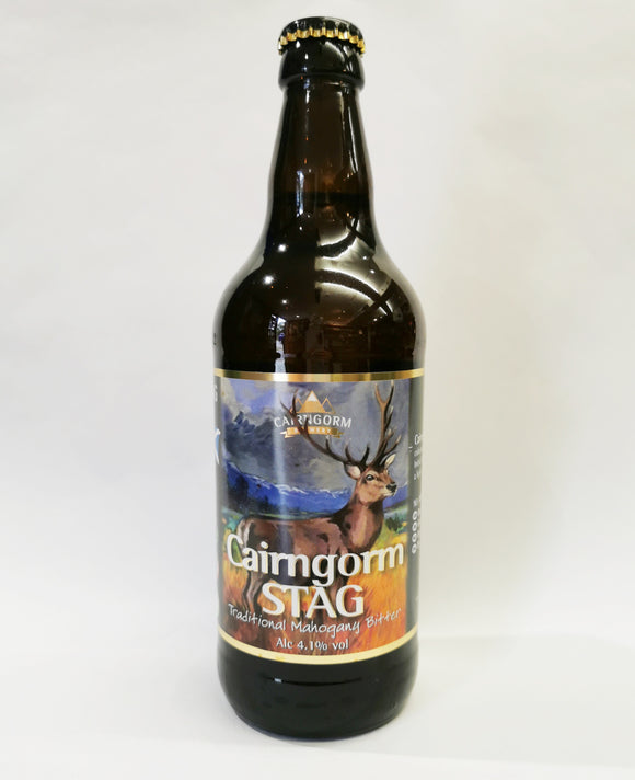 Stag - Cairngorm Brewery