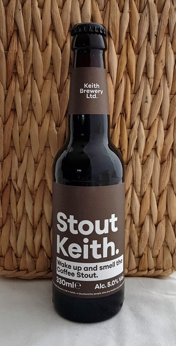 Stout Keith - Keith Brewery