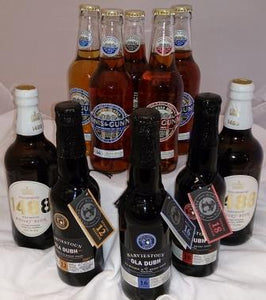 Premier Whisky Ales Christmas Case