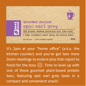 gourmet series: epic earl grey