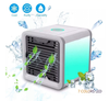 Humidifier Purifier 7 Colors Light Air Cooling Fan Air Cooler Fan Air Conditioner USB Mini Portable