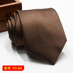 Men's Ties 67 Styles Solid Color Stripe Flower Floral 8cm Jacquard Necktie Accessories Daily Wear Cravat Wedding Party Gift