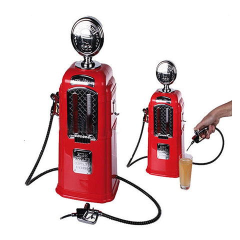 Double Guns Beer Dispenser Bar Tools Accessories Liquor Pump Gas Station Dispenser Alcohol Drink Tea Beverage Dispenser Machine