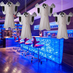 Halloween Party Decoration Horror Ghost Kids Trick Hanging Garland Decoration Witches Pendant Props