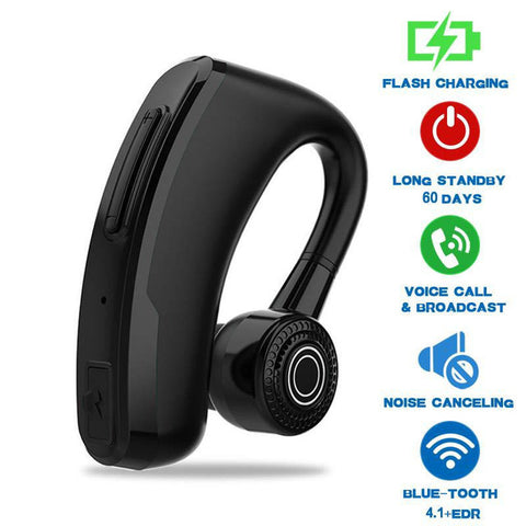 New V9 Handsfree Wireless Bluetooth Earphones