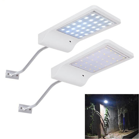 Solar security 30 LED lights Outdoor Waterproof