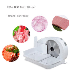 Quality  Household electric meat slicer machine bread  food slicers cutter for frozen beef mutton