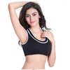 Image of Sports Bra Absorb Sweat Quick Dry Shockproof Two-piece Seamless Bras