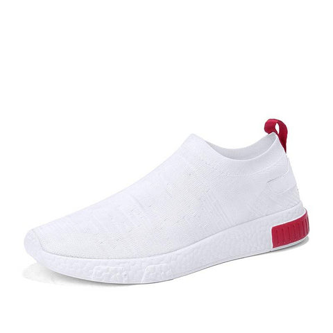 White Shoes Men Sneakers 2019 New