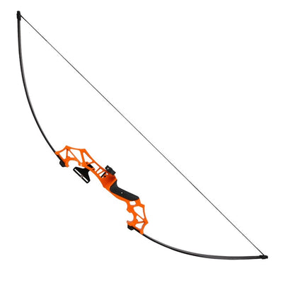 Top archery 2 color Recurve Bow 30-40 lbs Powerful Hunting Archery take down Bow Arrow with arrow quiver and  Archery Stabilizer