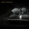 VEITHDIA Brand Fashion Unisex SunGlasses Polarized Coating Mirror Driving Sunglasses